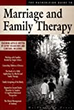 img - for The Hatherleigh Guide to Marriage and Family Therapy (Hatherleigh Guide to Mental Health) book / textbook / text book