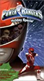 Power Rangers - Classic Holidays - Dreaming of a White Ranger, [VHS]