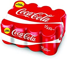 Comprar Coca-Cola - Lata 33 cl (Pack de 12)