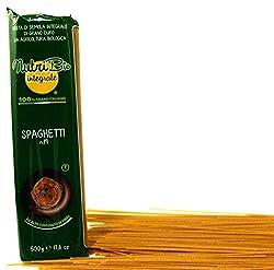 Organic Whole Wheat Pasta Spaghetti, 500g