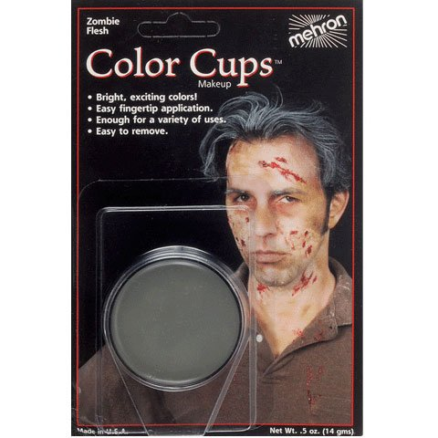 Zombie Color Cups - 1