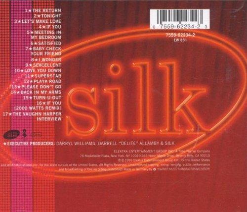 Silk Album: «Tonight»
