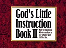 God&#39;s Little Instruction Book II