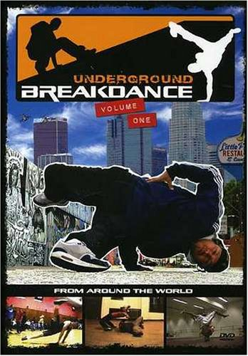 Underground Breakdance Vol.1 [DVD]
