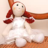 Olivia Rag Doll - Radiant Redhead
