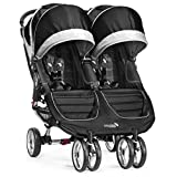 Baby Jogger City Mini Double Stroller (Black)