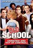 Old School (Unrated Full Screen) (Bilingual) [Import]