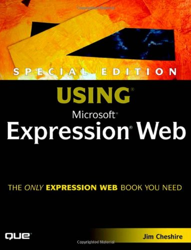 Special Edition Using Microsoft Expression Web