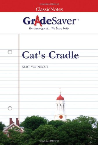 Help on writing an essay on Cat's Cradle?
