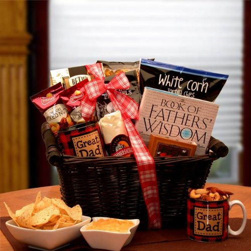 The Grand Gourmet Father'S Day Gift Basket