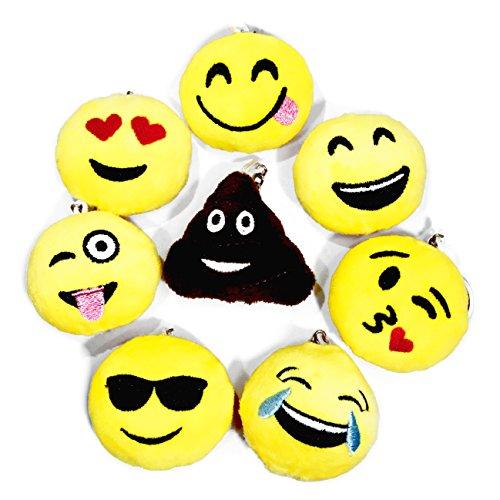 mini-cute-emoji-smiley-emoticon-cushion-stuffed-plush-soft-toy-doll-keychain-set-of-8-different-desi