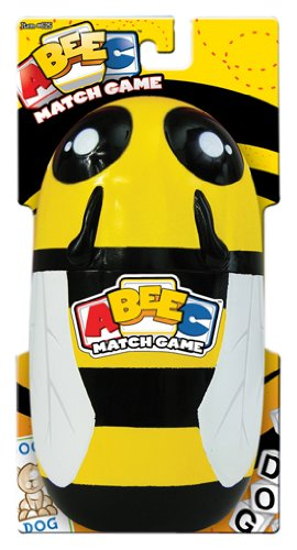 A-BEE-C  Matching Game - 1
