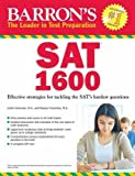 img - for Barron's SAT 1600: Revised for the NEW SAT book / textbook / text book