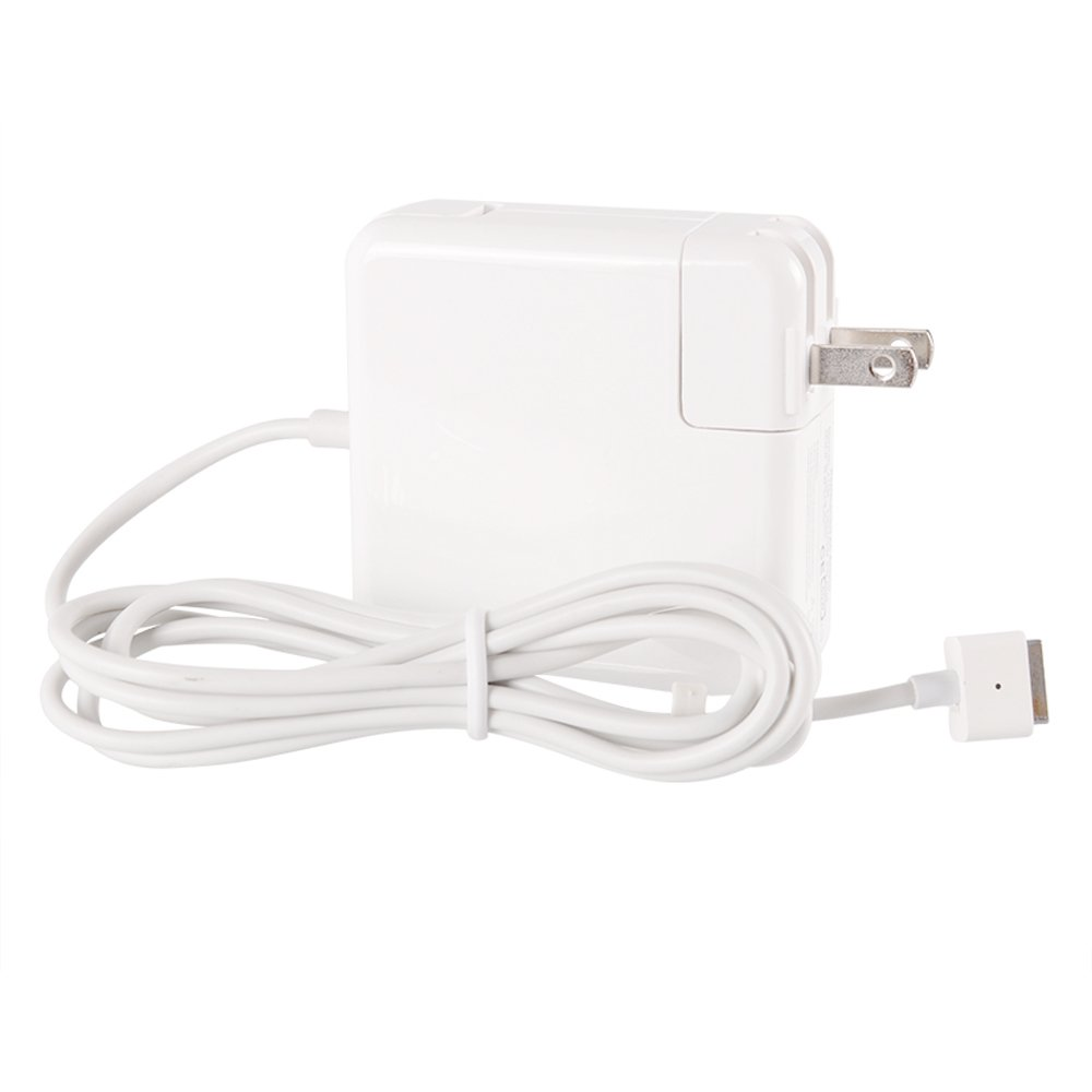 POWERFLY 60W AC MagSafe Power Adapter Charger with T Connector for MacBook Pro MA538LL/A