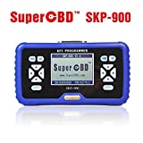 SuperOBD SKP-900 Key Programmer V5.0 Support Almost Cars With Lifetime Free Update