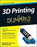 img - for 3D Printing For Dummies by Kalani Kirk Hausman (2014-01-13) book / textbook / text book