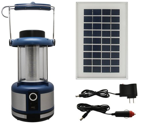 Il05 Solar Portable Led Camping Lantern Light And Cell Phone Charger