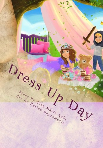 [Dress Up Day (Day Series by T.M. Kaht)] (Book Day Dress Up)
