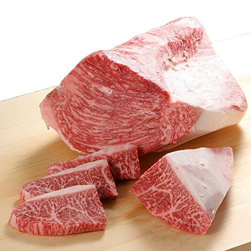【Amazon.co.jp限定】 特選松阪牛専門店やまと A5等級 黒毛和牛 イチボ ステーキ 100g 2枚