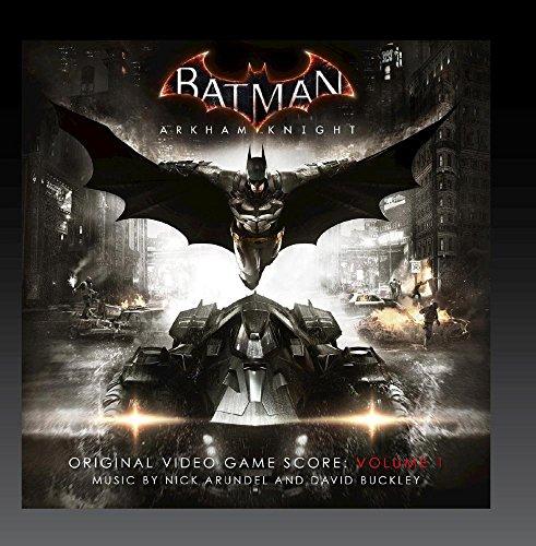 Batman: Arkham Knight - Original Video Game Score, Vol. 1 at Gotham City Store
