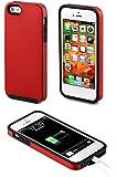 Acase iPhone 5s Case / iPhone 5 case - Superleggera PRO Dual Layer Protection case (Red)