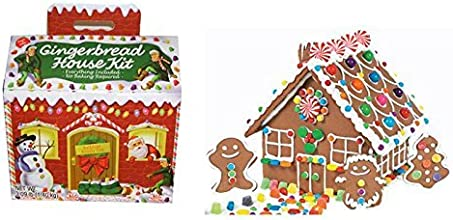 Create-a-treat Gingerbread House Kit Deluxe Model