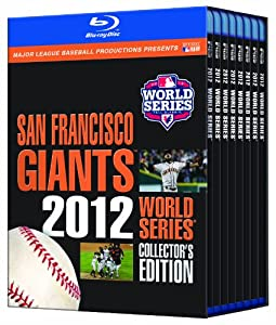 The San Francisco Giants: 2012 World Series Collector's Edition [Blu-ray]