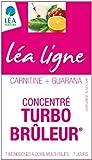 Léa Ligne Minceur Concentré Turbo Brûleur 7 Monodoses Lot de 2