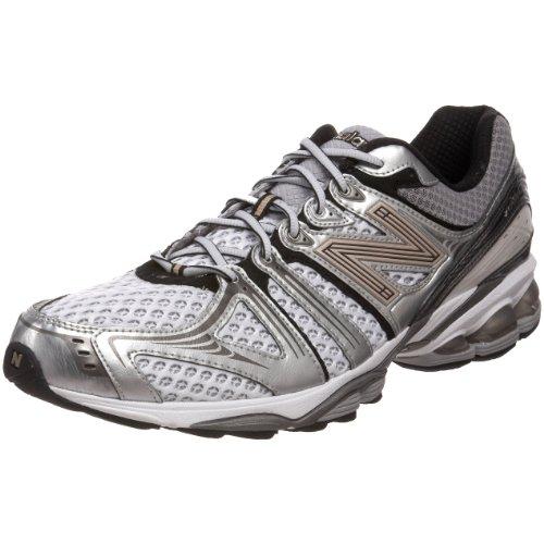 quality design 7da37 28636 New Balance Men s MR1080 Cushioned Running Shoe White Black 8 5 D US