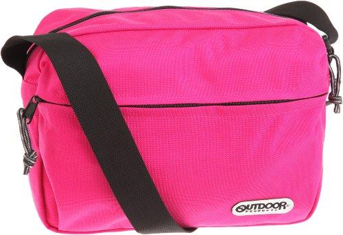 Открытый продукции Открытый продукции горизонтальный сумка 61519 (розовый)