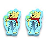 2 Pack Winnie The Pooh Bath Thermometer Blue Accurate Water Temperature Tester
