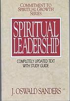 Spiritual Leadership - Completely Updated…