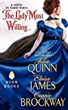 The Lady Most Willing...: A Novel in Three Parts (Avon Historical Romance)