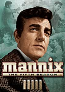 Mannix: Fifth Season