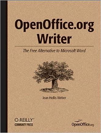 OpenOffice.org Writer: The Free Alternative to Microsoft Word written by Jean Hollis Weber