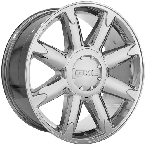 20 Inch GMC Wheels Rims Chrome (set of 4)