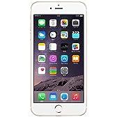 Apple iPhone 6 Plus 16GB ゴールド 【au 白ロム】MGAA2J
