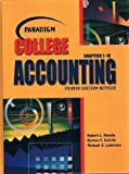 img - for Paradigm College Accounting Chapters 1-18 book / textbook / text book