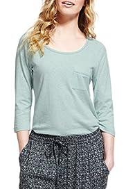 3/4 Sleeve T-Shirt [T66-9342-S]