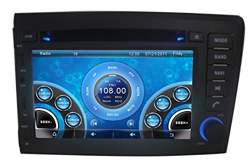 LIKECAR-800480-Dual-Zone-Touch-Screen-Autoradio-Navi-fr-Volvo-S60-V70-2001-2004-without-original-amplifier-with-GPS-Navigation-TV-Radio-Bluetooth-USB-AUX-Stereo-Head-unit-Video-Audio-Stereo-Audio-Syst