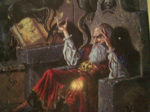 Wizard's Secret 500 Interlocking Pieces Puzzle - 1
