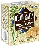 Gilway Demerara Sugar Cubes 500gr-pack 2 Boxes