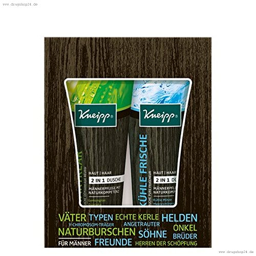 kneipp-geschenkpackung-mannerduschen-1er-pack-2-x-200-ml