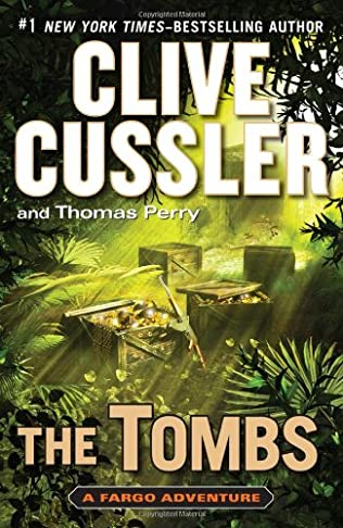 book cover of The Tombs