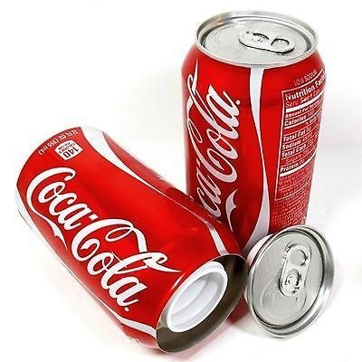 Coca Cola Coke Soda Can Diversion Safe Stash (Soda Can Stash compare prices)