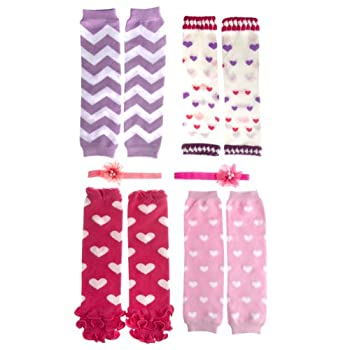 Penelope's Sweetheart 6 pc Leggings and Headband Set coupons 2015