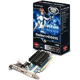 Sapphire 11190-09-20G AMD Radeon HD 6450 Silent 2GB DDR3 Graphics Card (HDMI, DVI-D, VGA, PCI Express 2.0, 64-Bit, Low Profile Bracket, Dolby TrueHD, DTSHD Master Audio Support)