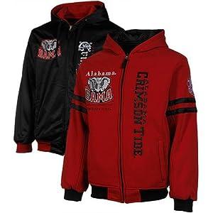 Alabama Heitage Reversible Jacket, (Xl) by Football Fanatics