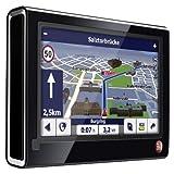 "Falk F12 3rd Edition Navigationssystem inkl. TMC Pro (10,9 cm (4,3 Zoll) Display, Kartenmaterial Europa 44, Bluetooth, Fahrspurassistent, StadtAktiv) schwarzvon ""Falk"""