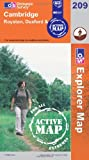 Cambridge, Royston, Duxford and Linton (OS Explorer Map Active)